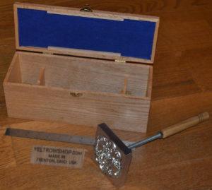 4x4 Branding Iron Gift Box