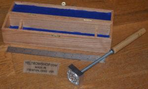 2x2 Branding Iron Gift Box